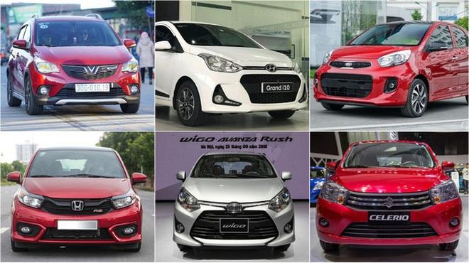 Xe hạng A nào rộng nhất: Hyundai Grand i10, VinFast Fadil hay Toyota Wigo? - 1