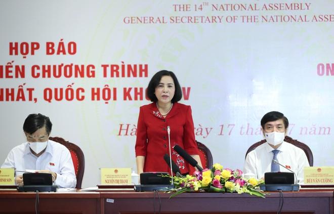 Rút một vị trí, Chính phủ còn 4 Phó Thủ tướng được giới thiệu tái cử - 3