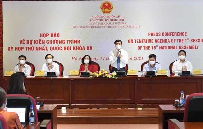 Rút một vị trí, Chính phủ còn 4 Phó Thủ tướng được giới thiệu tái cử - 1