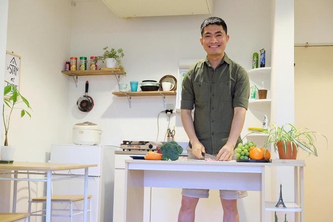 Chàng trai Việt có tài vẽ tranh trên các món ăn - 1