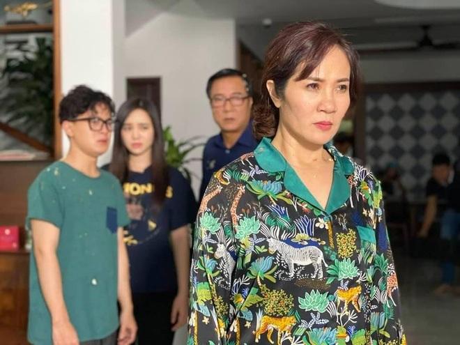 Diễn viên Anh Tuấn: Bà xã đóng phim, không khí gia đình rất căng thẳng - 1