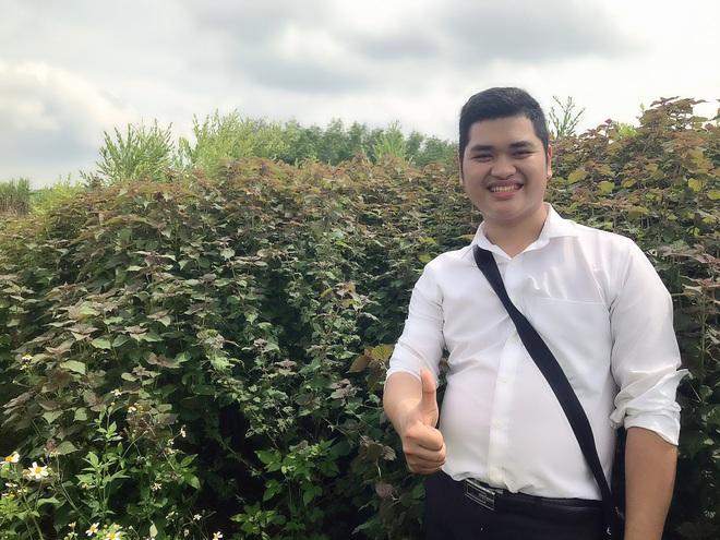Chàng trai nâng tầm thảo mộc Việt, giúp bà con có công ăn việc làm - 1