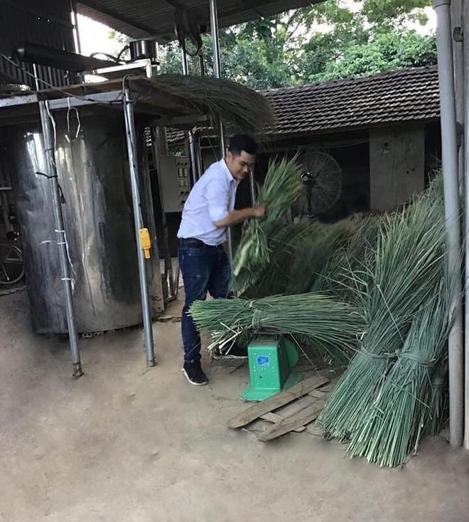 Chàng trai nâng tầm thảo mộc Việt, giúp bà con có công ăn việc làm - 3