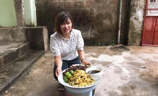 Người phụ nữ bật bí cách làm nước tẩy rửa từ bồ hòn và phế phẩm nông nghiệp - 1