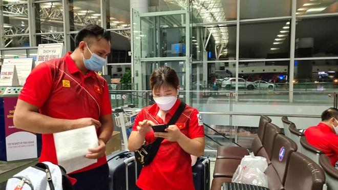 Bộ trưởng Nguyễn Văn Hùng khích lệ đoàn Thể thao Việt Nam dự Olympic - 3