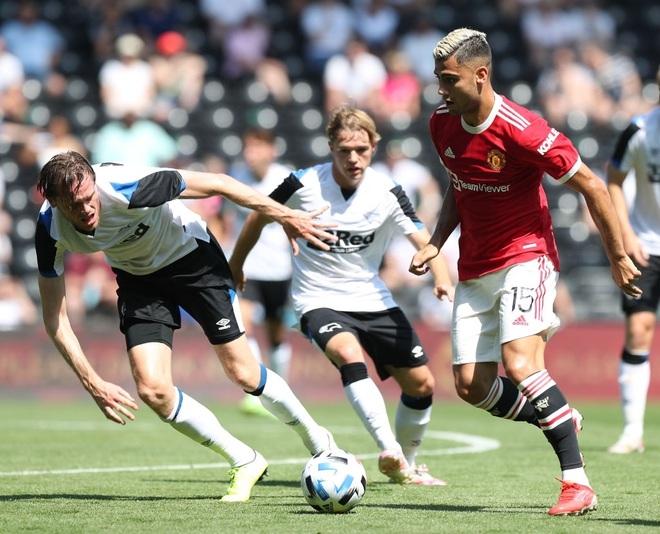 Man Utd thắng nhẹ nhàng trước đội bóng của Wayne Rooney - 6