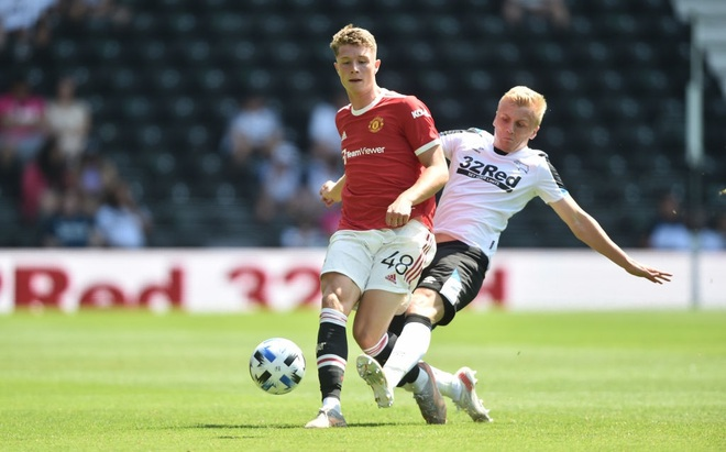 Man Utd thắng nhẹ nhàng trước đội bóng của Wayne Rooney - 12