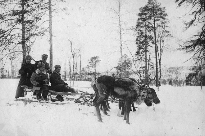 Tiểu đoàn xe tuần lộc: Những người hùng thầm lặng của Hồng quân Liên Xô - 2