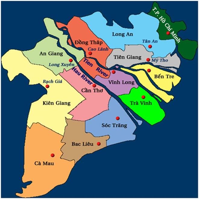 Những lần chia tách, sáp nhập tỉnh ở Việt Nam - 3