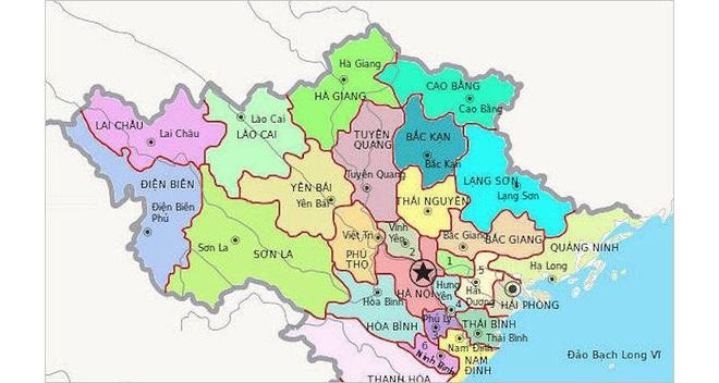 Những lần chia tách, sáp nhập tỉnh ở Việt Nam - 2