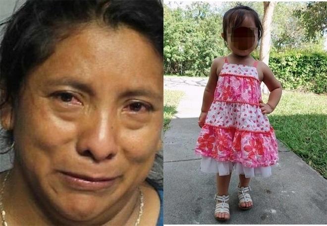 Bé gái 2 tuổi chết thảm vì bị bỏ quên trên ô tô - 1