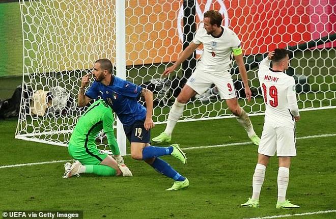 Bonucci châm chọc đội tuyển Anh sau trận chung kết Euro 2020 - 1
