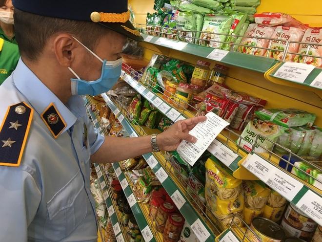 Xử lý cửa hàng Bách Hóa Xanh ở Đắk Lắk niêm yết một đằng bán giá một nẻo - 1