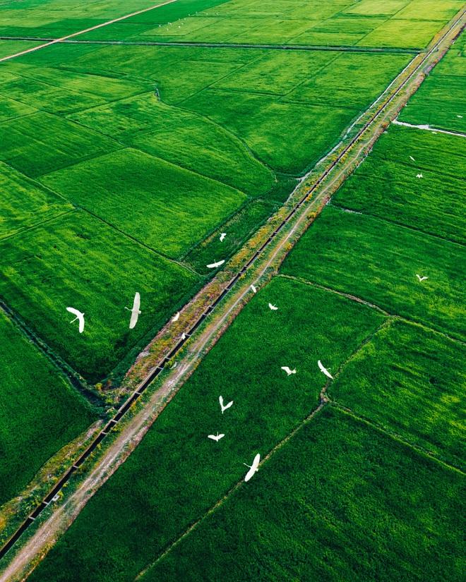 Cảnh đẹp Việt Nam đầy ấn tượng qua góc nhìn chim bay của chàng trai 9X - 2