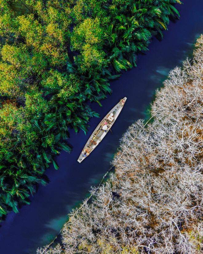 Cảnh đẹp Việt Nam đầy ấn tượng qua góc nhìn chim bay của chàng trai 9X - 3