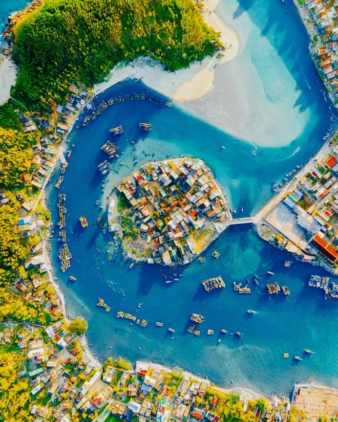 Cảnh đẹp Việt Nam đầy ấn tượng qua góc nhìn chim bay của chàng trai 9X - 4