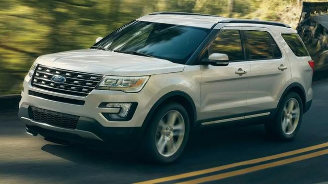 Ford triệu hồi gần 775.000 xe Explorer sau 6 trường hợp bị thương liên quan - 1