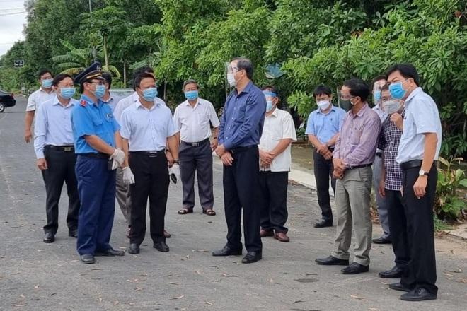 Tây Ninh: Ghi nhận thêm 159 ca dương tính với SARS-CoV-2 - 1