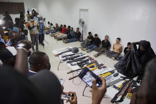 Thế giới ngầm đằng sau nhóm lính đánh thuê ám sát Tổng thống Haiti - 3