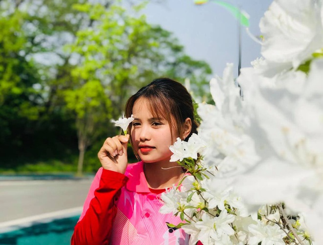 Nhan sắc nữ cung thủ xinh đẹp Việt Nam tham dự Olympic Tokyo - 6
