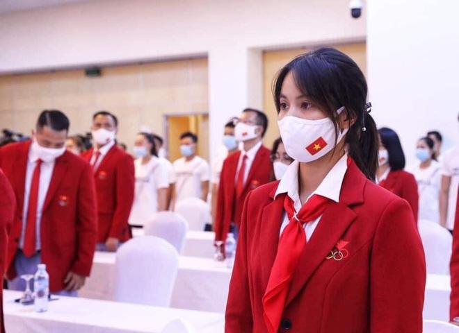 Nhan sắc nữ cung thủ xinh đẹp Việt Nam tham dự Olympic Tokyo - 3