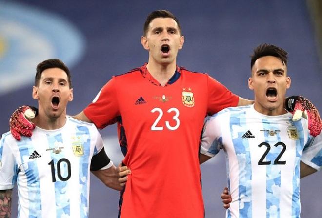 Tôi hóa Super Saiyan khi ở cạnh Messi, nguyện chết vì anh ấy - 2