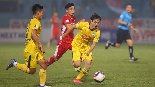 Đề xuất đặc biệt giúp V-League 2021 kết thúc sớm, VPF lên tiếng - 1