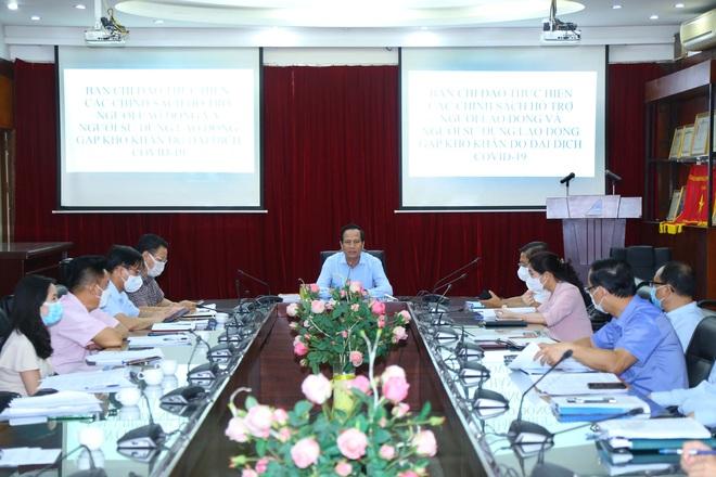 Bộ trưởng Đào Ngọc Dung thúc giải ngân nhanh gói hỗ trợ 26.000 tỷ đồng - 1