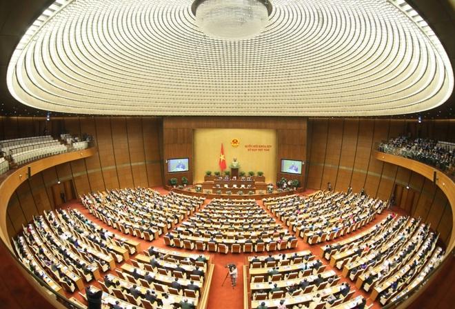 23 nhân sự được Trung ương giới thiệu để Quốc hội bầu, phê chuẩn là ai? - 1