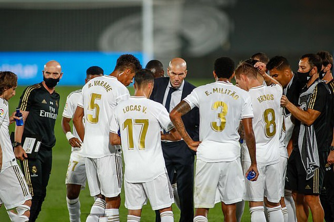 Những HLV danh tiếng đang thất nghiệp: Gọi tên Zidane và Lampard - 3