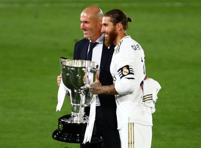 Những HLV danh tiếng đang thất nghiệp: Gọi tên Zidane và Lampard - 1