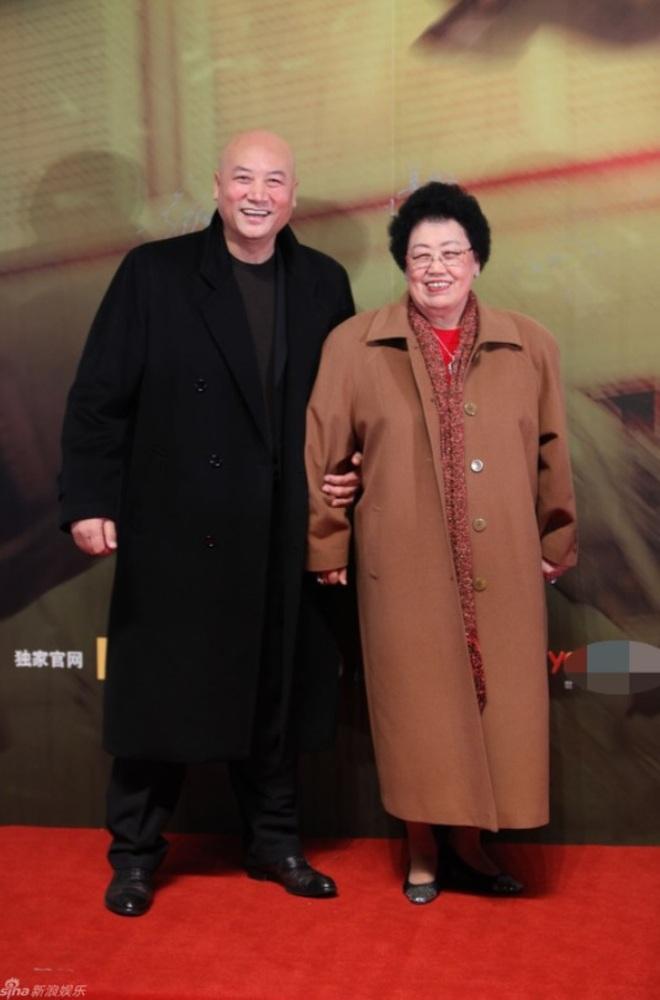 Lần hiếm hoi Đường Tăng Trì Trọng Thụy xuất hiện bên vợ tỷ phú 80 tuổi - 4
