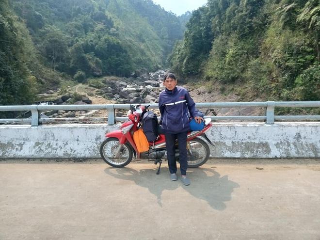 Lão nông U60 ưa xê dịch, bốn lần xuyên Việt bằng xe máy - 3