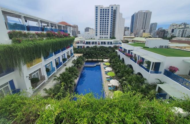 Cận cảnh khách sạn 5 sao cách ly miễn phí người dân Đà Nẵng về từ TPHCM - 1