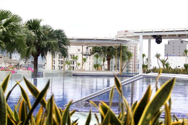 Cận cảnh khách sạn 5 sao cách ly miễn phí người dân Đà Nẵng về từ TPHCM - 4