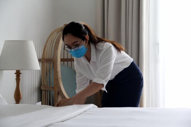Cận cảnh khách sạn 5 sao cách ly miễn phí người dân Đà Nẵng về từ TPHCM - 8