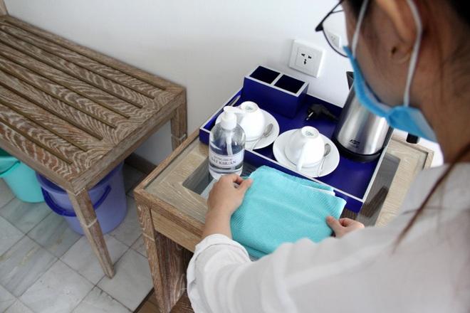 Cận cảnh khách sạn 5 sao cách ly miễn phí người dân Đà Nẵng về từ TPHCM - 9