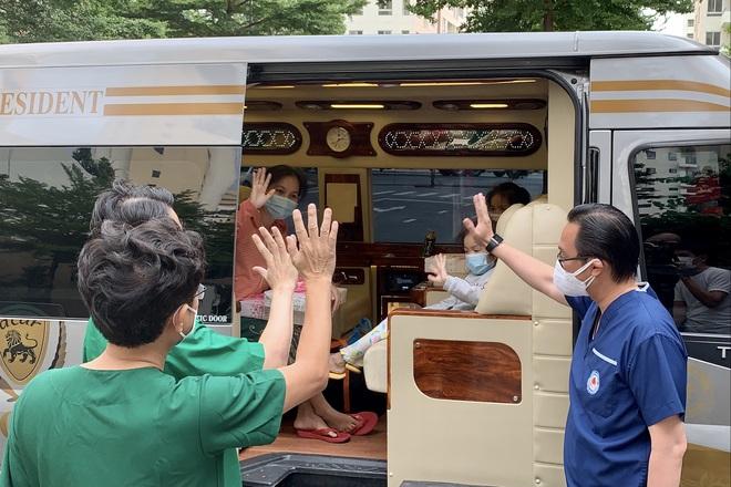 TPHCM: Hơn 2.000 bệnh nhân Covid-19 được xuất viện trong một ngày - 1