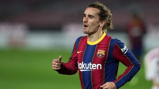 Barcelona tìm mọi cách đẩy Griezmann ra đi - 2
