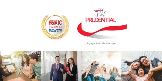 Prudential vào Top 10 công ty bảo hiểm nhân thọ nước ngoài uy tín năm 2021 - 3