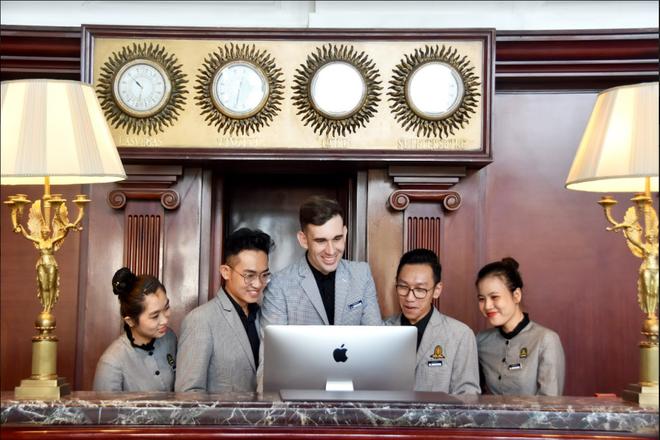 Du học tại khách sạn 5 sao, nghề thăng tiến nhanh thu nhập khủng - 4