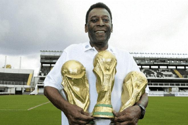 Nc247info tổng hợp: Pele gây tranh cãi: Gạch tên Messi, C.Ronaldo khỏi top 10 vĩ đại nhất