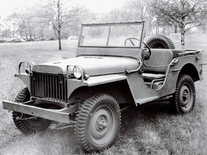 Jeep Wrangler Willys - huyền thoại sống lại! - 1