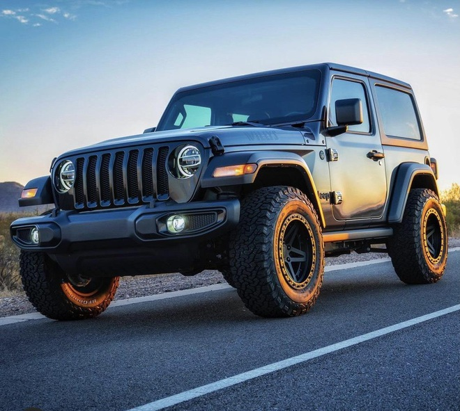 Jeep Wrangler Willys - huyền thoại sống lại! - 2