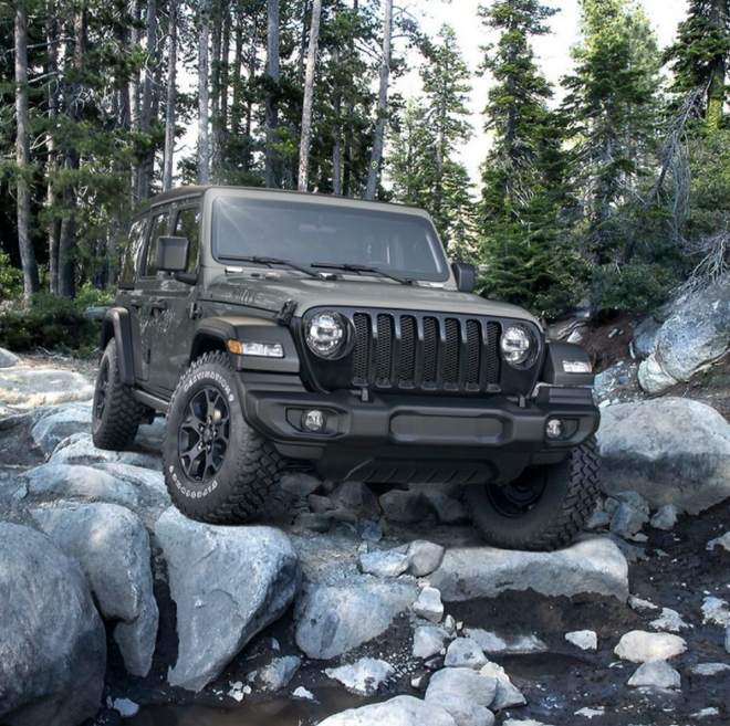 Jeep Wrangler Willys - huyền thoại sống lại! - 3