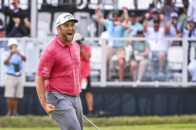 Jon Rahm trở lại vị trí số một làng golf thế giới - 1
