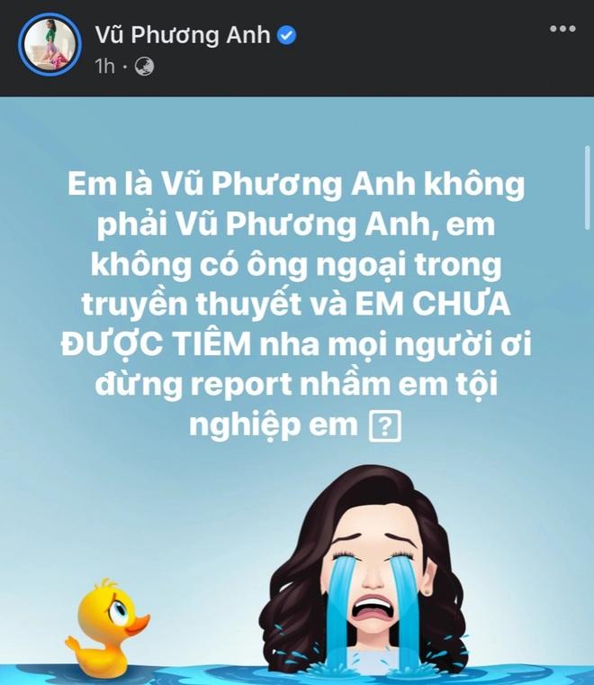 Bị nhầm là cô gái khoe ưu tiên tiêm vaccine: Jun Vũ tá hỏa lên tiếng - 2