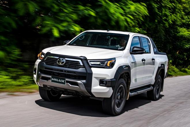 Những ô tô có doanh số đột phá, được nhiều khách Việt chọn nửa đầu năm 2021 - 1