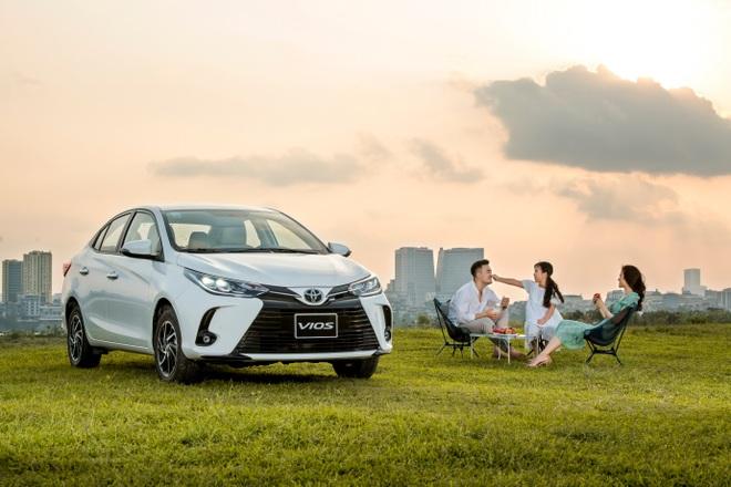 Toyota Vios giữ vững ngôi vương phân khúc, ăn điểm với thiết kế tối ưu - 2