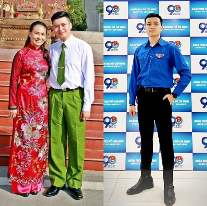 Trần Minh Cường từ bỏ ngành cảnh sát để làm thầy giáo công tác Đội - 2